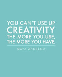 creativiteit- 'inzicht door ervaring'