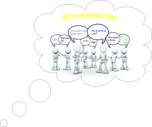 voice dialogue - inzicht door ervaring