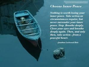 Op zoek naar innerlijke rust? 'inzicht door ervaring helpt je op weg
