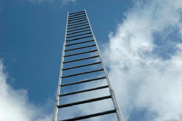 De trap naar jouw bestemming- inzicht door ervaring